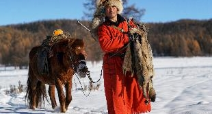MONGOLIA, THE DARHAT HORSEMAN AND THE WHITE STALLION