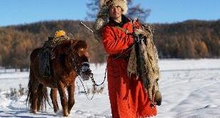 MONGOLIA, THE DARHAT HORSEMAN AND THE WHITE STALLION