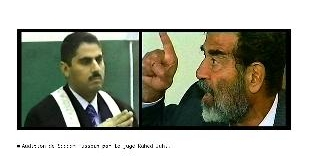 SADDAM HUSSEIN: THE TRIAL