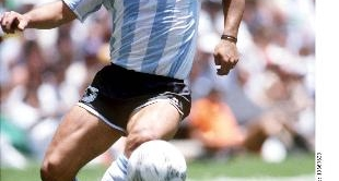 MARADONA, THE GOLDEN KID
