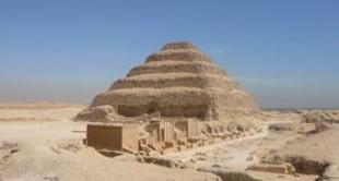39 - PYRAMID OF THE PHAROAH DJOSER A SAQQARA (THE)