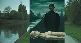 MAGRITTE, NIGHT AND DAY