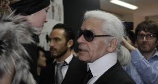 FENDI BY KARL LAGERFELD