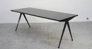 COMPAS TABLE BY JEAN PROUVE (THE)