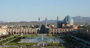 36 - ROYAL MOSQUE OF ISFAHAN (THE)