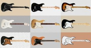 FENDER STRATOCASTER GUITAR (THE)