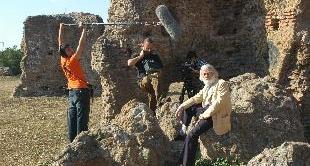 32 - ROME, LES PETITS ROLES DE CINECITTA