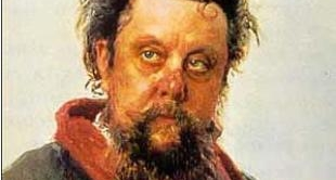 MODEST MUSSORGSKY, PICTURES AT AN EXHIBITION