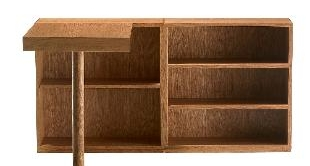 CORBUSIER LC16 DESK (THE)