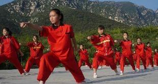 03 - KUNG FU - CHINA