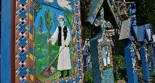 161 - THE CHEERY CEMETERY OF ROMANIA