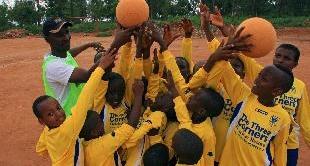 FOOTBALL RWANDA