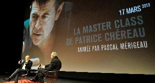 MASTERCLASS WITH PATRICE CHEREAU
