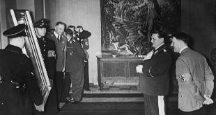 WORKS OF ART STOLEN BY THE NAZIS: THE DOUBLE LOOTING