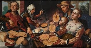 20 - PANCAKE BY PIETER AERTSEN (THE)