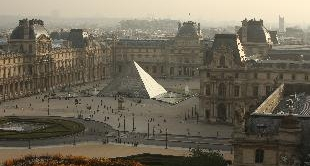 BATTLES OF THE LOUVRE (THE)