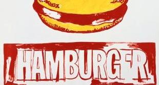08 - ANDY WARHOL S HAMBURGER