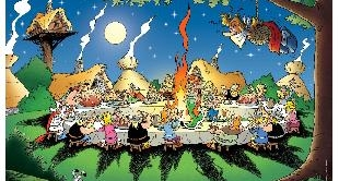03 - ASTERIX' GALLIC BANQUET