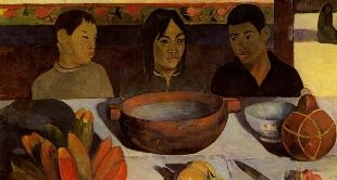 13 - MEAL BY PAUL GAUGUIN (THE)