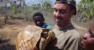 179 - THE PLOUGHSHARE TORTOISE OF MADAGASCAR