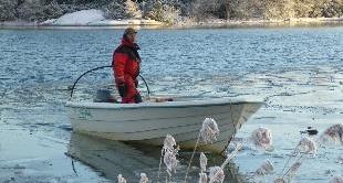 183 - ALAND ARCHIPELAGO, WAITING FOR THE ICE